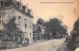 LA JONCHERE - AVENUE DE LA GARE - France