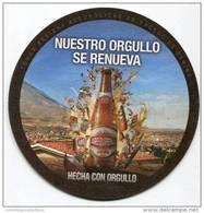 Lote P120, Peru, Posavaso, Coaster, Arequipa, Nuestro Orgullo Se Renueva - Sous-bocks