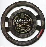 Lote 408, Colombia, Posavaso, Coaster, Club Colombia, Del Barril, Negra - Sous-bocks