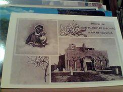 Ricordo Del Santuario Di SIPONTO In Manfredonia RIPRODUZIONE  VB2010  GM20010 - Manfredonia