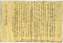 MEIN LIEBSTER LEV  Berlino 12.7.1939 - Manuscripten