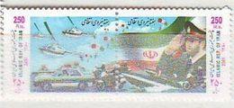 Iran 2001, Police Week 2v   Mnh - Iran