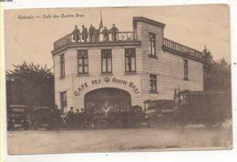 37165  -  Rabosée  Café Des  Quatre  Bras - Blegny