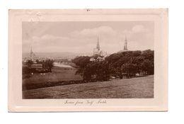 ROYAUME-UNI . IRVINE FROM GOLF FIELDS - Réf. N°6532 - - Ayrshire