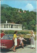 Macedonia Village Vratnica - Motel.Car Opel ?.Ford ?.Girls.folklore Costume - Macédoine