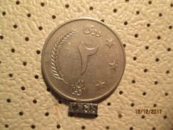 AFGHANISTAN 2 Afghanis 1340 - Afghanistan
