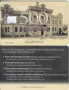 MOLDOVA - Gimnaziul De Fete, Moldtelecom Telecard 500 Units, Tirage 3130, 12/05, Dummy Telecard(no Chip, No CN) - Moldova