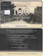MOLDOVA - Aleia Principala, Moldtelecom Telecard 100 Units, Tirage 31750, 12/05, Dummy Telecard(no Chip, No CN) - Moldova
