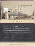 MOLDOVA - Strada Alexandru Cel Bun, Moldtelecom Telecard 25 Units, Tirage 15500, 12/05, Dummy Telecard(no Chip, No CN) - Moldova