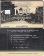 MOLDOVA - Aleia Principala, Moldtelecom Telecard 100 Units, Tirage 15603, 09/05, Dummy Telecard(no Chip, No CN) - Moldova