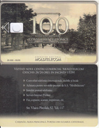 MOLDOVA - Aleia Principala, Moldtelecom Telecard 100 Units, Tirage 20000, 05/05, Dummy Telecard(no Chip, No CN) - Moldova