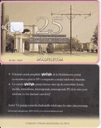 MOLDOVA - Strada Alexandru Cel Bun, Moldtelecom Telecard 25 Units, Tirage 30000, 05/05, Dummy Telecard(no Chip, No CN) - Moldova