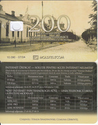 MOLDOVA - Strada Sinadinovski, Moldtelecom Telecard 200 Units, Tirage 10090, 07/04, Dummy Telecard(no Chip, No CN) - Moldova