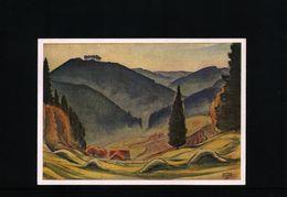 Germany Sudetendeutsches Hilfswerk Postkarte - Vari
