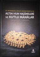 Golden Ornaments Of The Hun Period Illustrated Book - Jewellery Turkish History - Books, Magazines, Comics