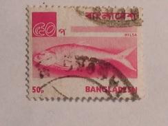 BANGLADESH  1973  Lot # 2  FISH - Bangladesh