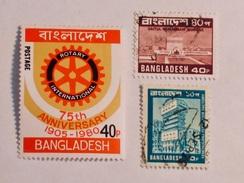 BANGLADESH  1979-82  Lot # 6 - Bangladesh