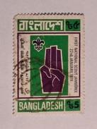 BANGLADESH  1978  Lot # 10  SCOUT - Bangladesh