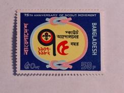 BANGLADESH  1982  Lot # 12  SCOUT - Bangladesh