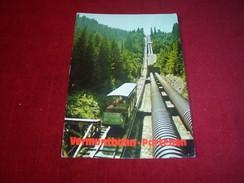 AUTRICHE / OSTERREICH  / THEME LE TRAIN  / LES TRAINS  ° Vermuntbahn  1030 / 1730m  Partenen Montafon - Austria