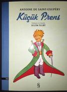 KUCUK PRENS LITTLE PRINCE COLORED Antoine De Saint Exupery TURKISH LANGUAGE Everest - Livres, BD, Revues
