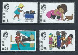 Grenada 1970 Wordsworth Children & Pets Set 4 MNH - Grenada (...-1974)