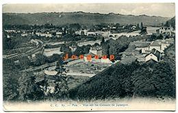 Postale Vue Sur Les Coteaux De Jurancon Pau France - Pau