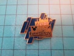 Pin512H Pin's Pins : Rare Et Belle Qualité :  EURO DISNEY MARNE LA VALLEE FRANCE TELECOM - France Telecom