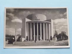 Pavillon ANGLAIS - Engelsch Paviljoen ( EXPO Int. ) Anno 1935 ( Zie Foto's Voor Detail ) ! - Expositions Universelles