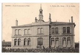 01 AIN - BOURG Ecole Communale De Filles - Other