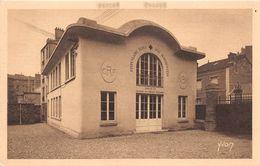 PARIS - Hopital-Ecole De La Société De Secours Aux Blessés Militaires,Place Des Peupliers - Dispensaire Anti-tuberculeux - Arrondissement: 13