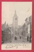 Fontaine-l'Evêque - L'église Saint-Vaast ... Belle Animation - 190?  ( Voir Verso ) - Fontaine-l'Evêque