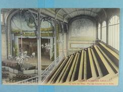 Liège Collège St-Servais La Salle Des Fêtes Vue Des Galeries Sur La Scène - Liege
