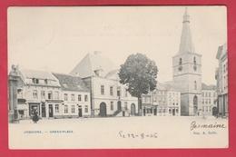 Jodoigne - Grand'Place  -1906 ( Voir Verso ) - Jodoigne