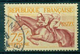 FRANCE N°965 HIPPISME Oblitéré C à D Tb Cote : 15,50 € - France