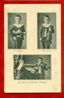 CARL MAX KRAEMER BOY AND Violin VINTAGE POSTCARD 941 - Ansichtskarten