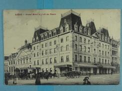 Liège Grand Hôtel Et Café Du Phare - Liege