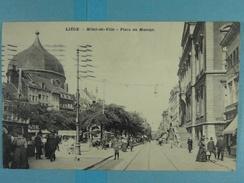 Liège Hôtel De Ville Place Du Marché - Liege