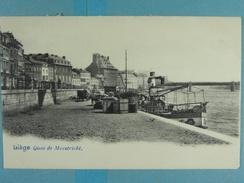 Liège Quai De Maestricht - Liege