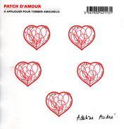 France. Bloc 648.adhesifs Patch D Amour.2012 N** - Sheetlets