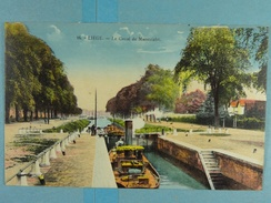 Liège Le Canal De Maestricht - Liege