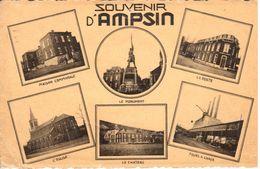Amay - CPA - Ampsin - Souvenir D'Ampsin - Amay