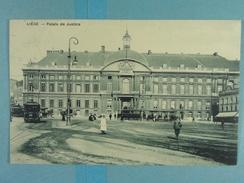 Liège Palais De Justice (tram) - Liege