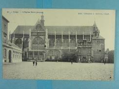 Liège L'Eglise Saint-Jacques - Liege