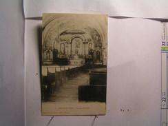 Angles Du Tarn - Intérieur De L'Eglise - Angles