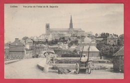 Lobbes - Vue Prise De L'hôtel De M. Dejardin - 1909 ( Voir Verso ) - Lobbes