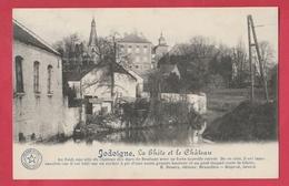 Jodoigne - La Ghète Et Le Château - 1913 ( Voir Verso ) - Jodoigne