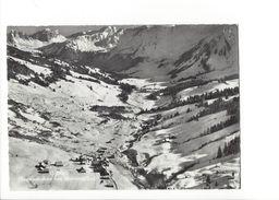 18547 - Fliegeraufnahme Von Sörenberg Im Winter  (format 10X15) - LU Lucerne