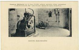 Pension Médicale Du Dr Jean Clair Groupe Electrogéne - Saint-Jean-d'Aulps