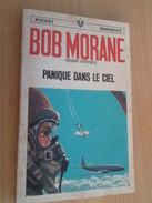 MOR2 : BOB MORANE / POCKET MARABOUT / PANIQUE DANS LE CIEL - Adventure